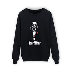 Men's Clothing Devoted Fashion Fleece Hoodie Star Death Sci Fi Nerd Falcon Movie Film Geek Sweatshirt Mens Womens Gift Casual Coat Tops Harajuku