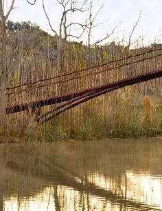 Gallery of the post: Footbridge in Texas | Architektura a design | ADG