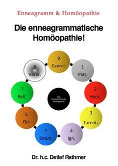 """""""Die enneagrammatische Homöopathie"""" von Detlef Rathmer #eBook"""