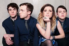 Read news updates about Echosmith. Discover video clips of recent music performances and more on MTV. Sibling Photo Shoots, Sibling Photos, New Rock Bands, Cool Bands, Just Keep Walking, Britt Nicole, Warped Tour, Thats The Way, Sound Of Music
