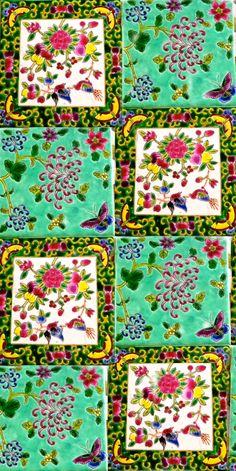mis azulejos chinos