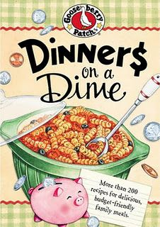 Inexpensive dinner ideas including recipes from Dinners on a Dime and a link-up