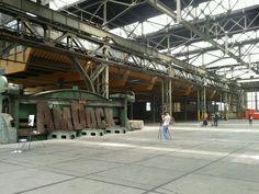 old docks at NDSM Amsterdam.