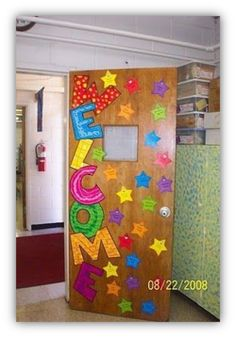 1000 images about d co porte de la classe on pinterest for Decoration porte classe hiver