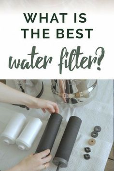 """This Berkey Water Filter review answers """"Is a Berkey water filter right for my family?"""" """"What's the upkeep?"""" and """"How do I assemble and travel with it?"""" #nontoxic #health #healthyhome #healthyliving Healthy Life, Healthy Living, Healthy Detox, Gaps Diet Recipes, Paleo Recipes, Health And Beauty Tips, Health Tips, Best Water Filter, Water Filters"""