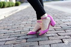 One of my favorite #spring trends - the low block heel! I can't wait to wear this more this spring but seeing as it's  outside right now I might be waiting a while! http://liketk.it/2qH1N #liketkit @liketoknow.it
