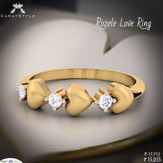 Relationships take water .... errr... work.  #ring #diamondring