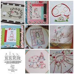 hand stitched favorites!!