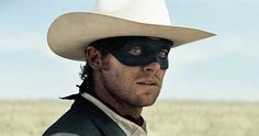 Armie Hammer IS The Lone Ranger