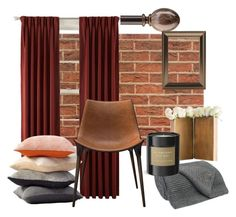 """Moodboard living room"" by ego-design on Polyvore featuring interior, interiors, interior design, дом, home decor, interior decorating, Typhoon, Liz Claiborne, Sefte и Peri"