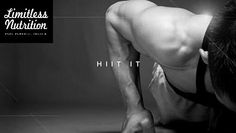 my protein blend  Training tips  High Intensity Interval Training (HIIT) describes a workout that alternates between intense bursts of exercise & fixed periods of less intense exercise.  HIIT benefits us in many ways. Research shows you can achieve greater results doing 15 minutes of HIIT compared to jogging for an hour.  HIIT also boosts your metabolism enabling your body to burn more fat at rest continuing for up to 24hrs post exercise.  HIIT is also ideal for muscle preservation allowing…