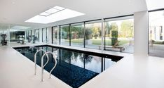 Luxury indoor swimming pool design & installation company based in Surrey. Winne… Luxury indoor swimming pool design & installation company based in Surrey. Winner of Master Pools Guild awards for design.