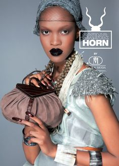 The Skin & Horn range of bags in genuine nile crocodile  #vialamoda