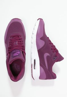 buy online 5c682 59fe1 AIR MAX 1 ULTRA MOIRE - Trainers - mulberry purple dusk white -  Zalando.co.uk