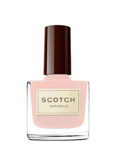 Scotch nail polish in 'Neat'