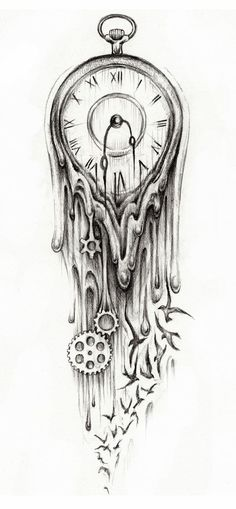 time fly tattoo designs - Buscar con Google: