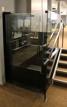 DAY offers Savaria multilift vertical platform lift in NY and NJ areas; 3G (Three Gate), Enclosed, Stainless Steel, and Mobile models available.