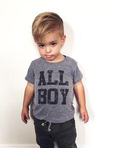 Baby boy hair cut, toddler haircut