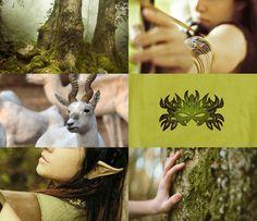 warden-enchanter:    DRAGON AGE Aesthetics » Dalish Elves