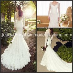 61b88067939 China Cap Sleeves Mermaid Wedding Dress Sweetheart Lace Bridal Gown Find  details about China Wedding Dress