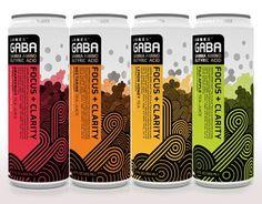 Energy drink packaging #unique #branding #visualart #advertising