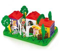 Giocattoli consigliati per bambini con disprassia Toolbox, Geo, Bookends, Buildings, December, Toys, Gifts, Gift Ideas, City