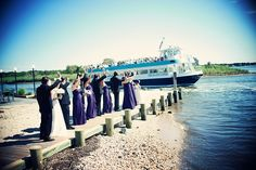 Land's End, the best of Long Island Waterfront Wedding Venues. Have an outdoor wedding reception on the sand, overlooking the water of the Great South Bay. Wedding Photo Gallery, Wedding Events, Party Wedding, Waterfront Wedding, Outdoor Wedding Reception, Bat Mitzvah, Lands End, Event Venues, Corporate Events