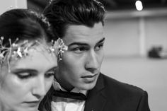 Anastasiya Siniakova & Thanos Adamopoulos interpretate of a beautifull young couple, Photographed by George Stratigis. YesIDo Catwalk is a bridal charity show featuring about 50 greek celebrities from various fields of show bussiness in Greece. Watch...