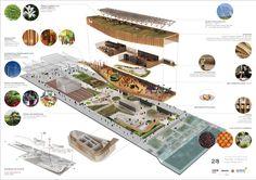 Galeria de Proposta para o Pavilhão do Brasil na Expo Milão 2015 / figueroa.arq - 3