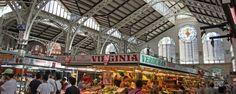 Mercado Central, Valencia.