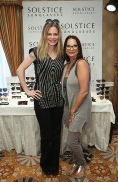 Kristin Bauer van Straten Photos: Stars at the HBO Luxury Lounge