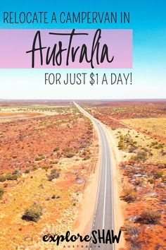 relocate a campervan - the cheapest way to see australia Australia Tours, Australia Travel Guide, Visit Australia, Coast Australia, Ways To Travel, Travel Tips, Travel Destinations, Holiday Destinations, Budget Travel