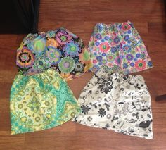Handmade simple waistband skirts Reversible Tote Bag, Short Dresses, Simple, Skirts, Handmade, Bags, Women, Fashion, Short Gowns
