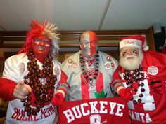 Go Buckeyes!