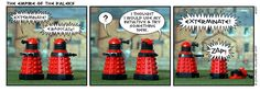 dalek funny cartoon -lol