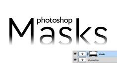 This is a really simple, helpful article to understand the purpose of masks and how to use them in photoshop.