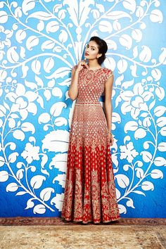 Anita Dongre | Indian bridal fashion | Fashion Crush on Anita Dongre: http://www.xaazablog.com/fashion-crush-on-anita-dongre/ #indianfashion
