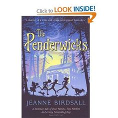 The Penderwicks / Grade 3, 4