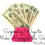Surprising, Creative Ways to Make Money on the Side