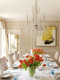 Danielle Rollins Atlanta House - Miles Redd Design - Veranda