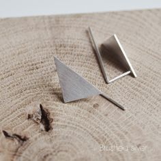 Les Geometriques Nro 8 Earrings