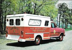 1970's Swab Ambulance