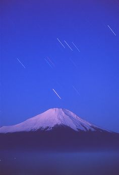 Mt. Fuji ,Orion of dawn #japan