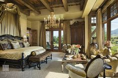 Traditional Master Bedroom - Found on Zillow Digs
