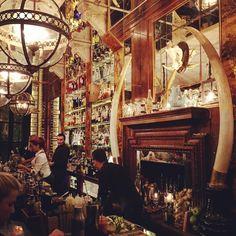 cocktails @ Boca Grande #Barcelona