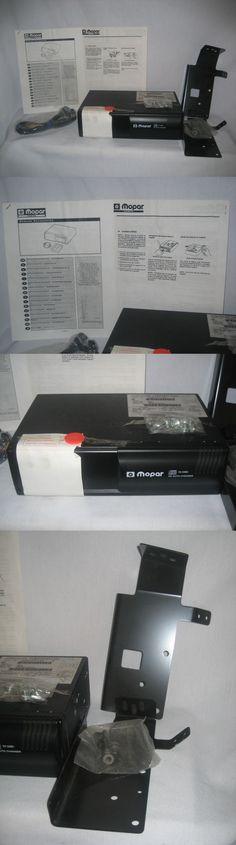 Car CD Changers: Mopar Digital Audio 10 Disc Cd Auto Changer Model#P05017711aa Nib -> BUY IT NOW ONLY: $69.99 on eBay!