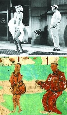 人類中心之國  humankind's Central Empire   #中國 #中心之國  #TheOrigin #Origin #1st #TheFirst #First #China #Chinese  #人類中心之國 #TheCenter #Center    #漢服 #神傳文明 #天朝  #Chinese #China #TrueChina #敦煌  #敦煌壁画  #最先梦露 #梦露 #mural #Dunhuang #Monroe #唐朝