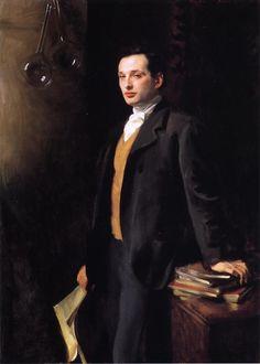 Alfred, Son of Asher Wertheimer (John Singer Sargent - ca. 1901)
