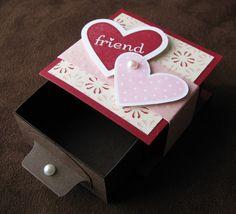 Drawer Box. Valentines Days Ideas #Valentines, #pinsland, https://apps.facebook.com/yangutu