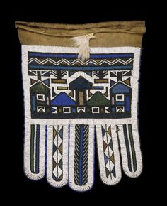 Ndebele Mapoto Apron, South Africa